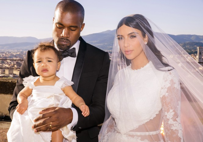 KimYe, Kim Kardashian, Kanye West, North West, KUWTK