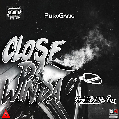 PG - Close Da Winda Album Art